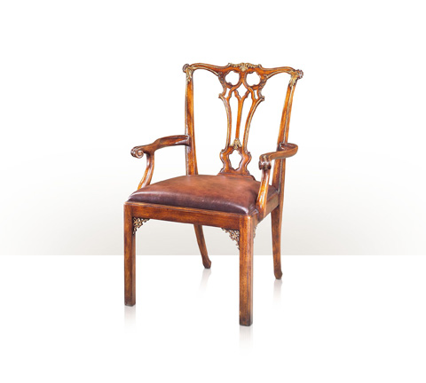Theodore Alexander - The Chippendale Arm Chair - AL41027