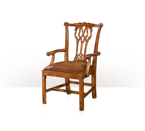 Theodore Alexander - The Great Room Dining Arm Chair - AL41802