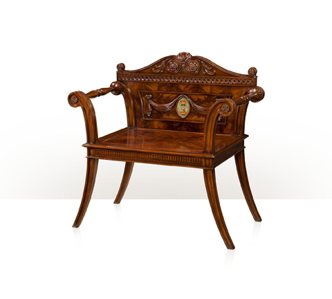 Theodore Alexander - The Spencer Hall Chair - AL42022