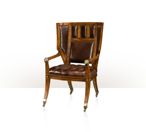 Theodore Alexander - The Guest Library Chair - AL42032