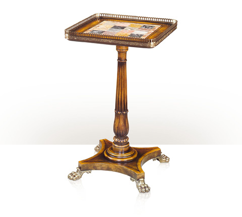 Theodore Alexander - The South Drawing Room Specimen Table - AL50032
