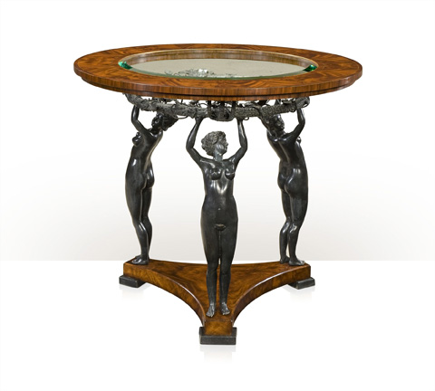 Theodore Alexander - Dancing Nymphs Centre Table - AL50054