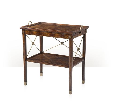 Theodore Alexander - Butler's Tiers Tray Table - AL50073