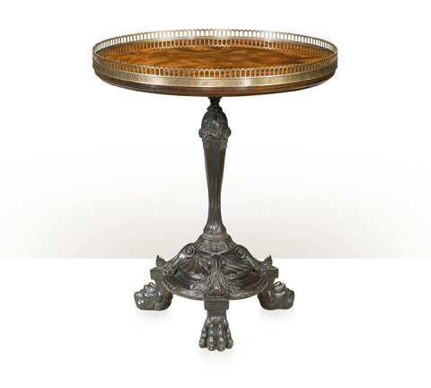 Theodore Alexander - Delights of France Lamp Table - AL50077