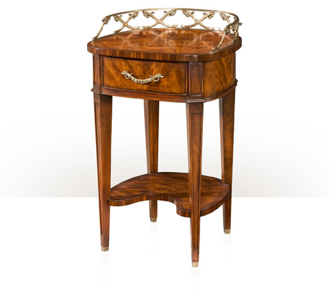 Theodore Alexander - Dreaming of the Regency Bedside Table - AL50080