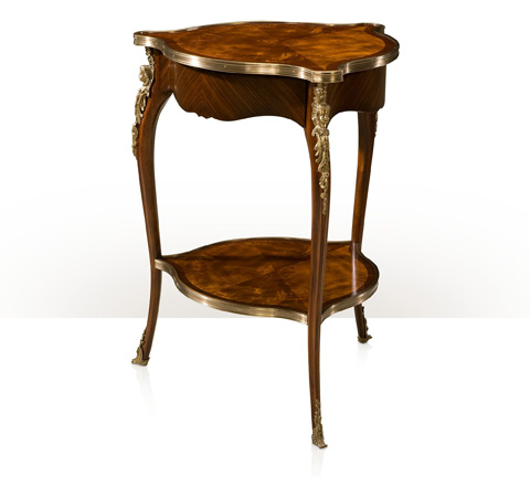 Theodore Alexander - Louis XV's Caryatids Occasional Table - AL50139