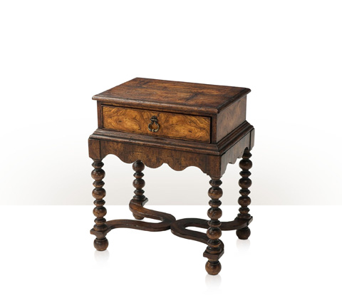 Theodore Alexander - Victory Oak Accent Table - AL50152