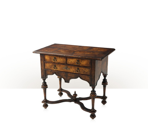 Theodore Alexander - Victory Oak End Table - AL50153