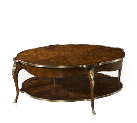 Theodore Alexander - Caryatid Circular Cocktail Table - AL51040