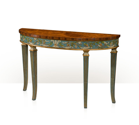 Theodore Alexander - Katherine Console Table - AL53016