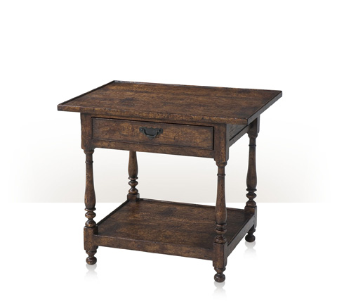 Theodore Alexander - Butler's Accent Table - AL50159