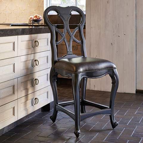 Ambella Home Collection - Celeste Counter Stool - 20046-520-001