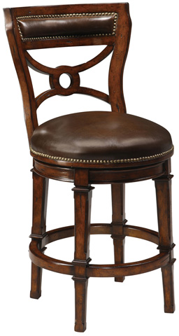 Image of Delaware Swivel Counter Stool