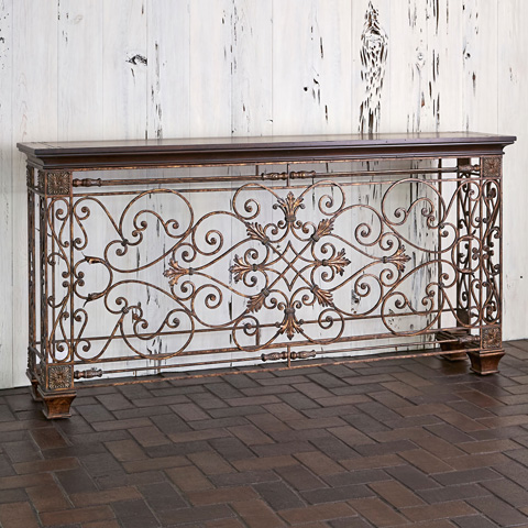 Image of Rockefeller Console Table