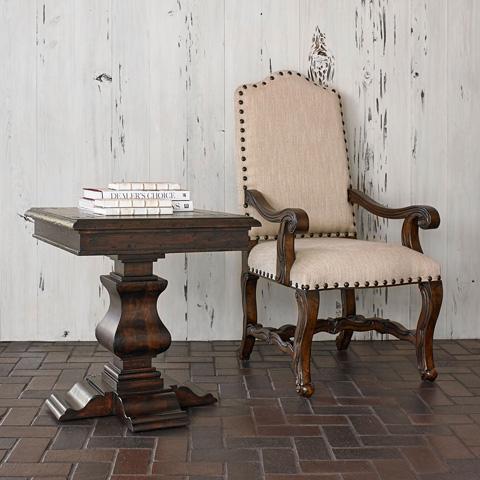 Ambella Home Collection - Aspen Rectangular End Table - 00270-900-001