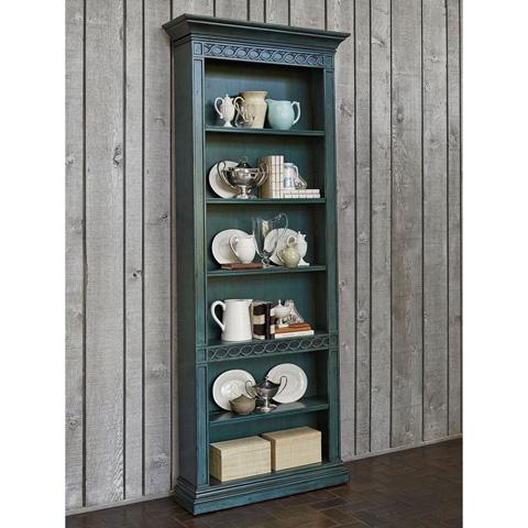 Ambella Home Collection - Cavalier Bookcase - 02212-800-001