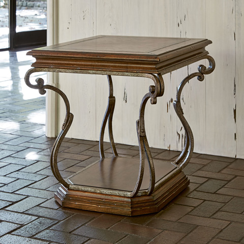 Ambella Home Collection - Ferro End Table - 02246-900-001