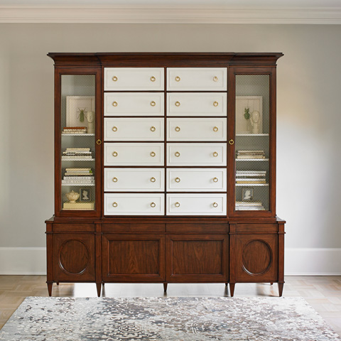 Ambella Home Collection - Regent Bibliotech Cabinet - 04601-890-094