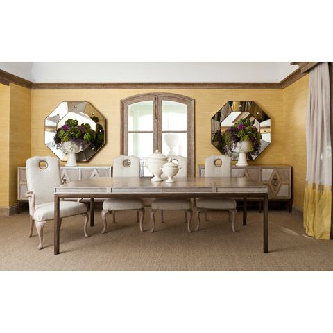 Ambella Home Collection - Great Plains Dining Table - 04603-600-096