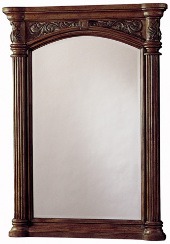 Ambella Home Collection - Provincial Single Mirror - 06227-140-230