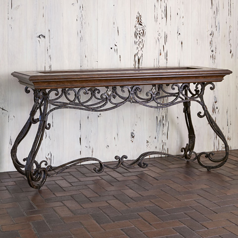 Ambella Home Collection - Montego Console Table - 06668-850-001