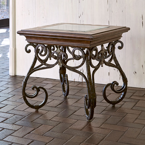Ambella Home Collection - Montego End Table - 06668-900-001