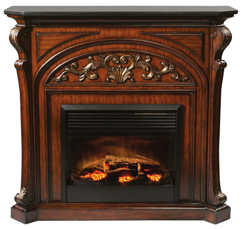 Ambella Home Collection - Chambord Electric Fireplace - 08930-400-054