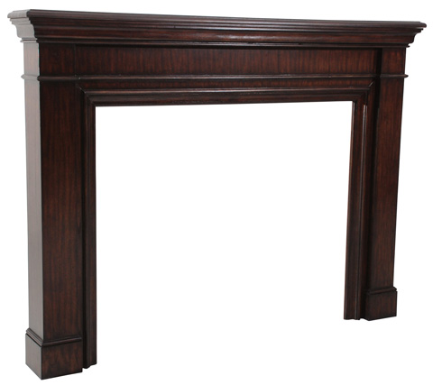 Ambella Home Collection - Frankford Fireplace Surround Décor - 08933-420-076