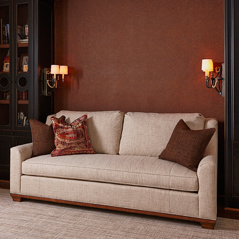 Ambella Home Collection - All In The Family Sofa - 1117-01