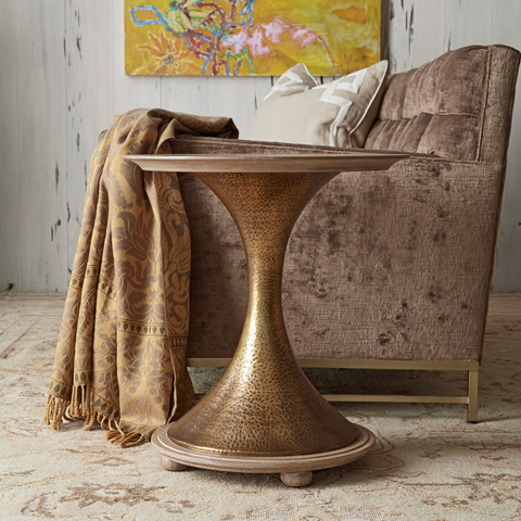 Ambella Home Collection - Cinched Side Table - 12566-900-001