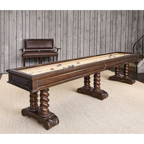 Ambella Home Collection - Castilian Shuffleboard Table - 17501-935-012