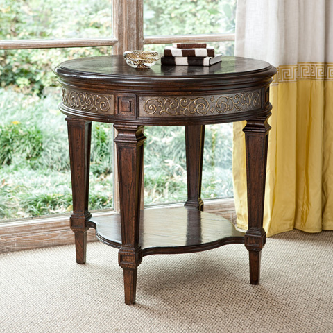 Ambella Home Collection - Castilian Bedside Table - 17534-230-001