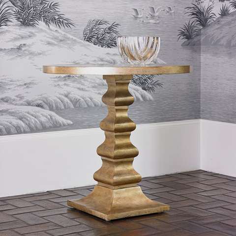 Ambella Home Collection - Wright Accent Table - 20065-900-001