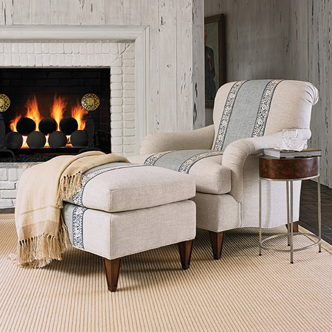 Ambella Home Collection - Bristol Chair - 231-00