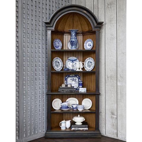 Ambella Home Collection - Agatha Corner Cabinet - 24034-820-001