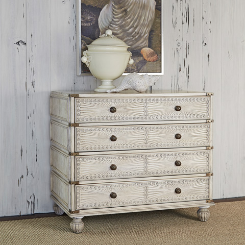 Ambella Home Collection - Campaign Chest - 24093-830-001