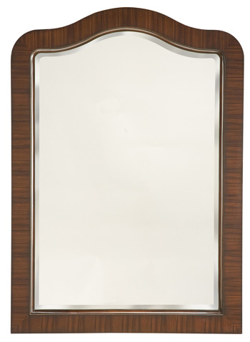 Ambella Home Collection - Rosewood Mirror - 25000-140-032