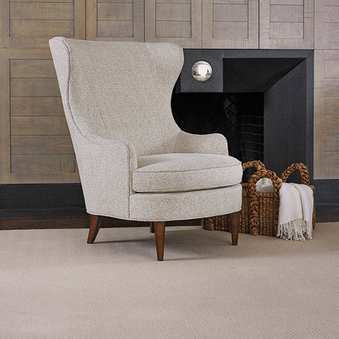 Ambella Home Collection - Crawford Wing Chair - 265-00