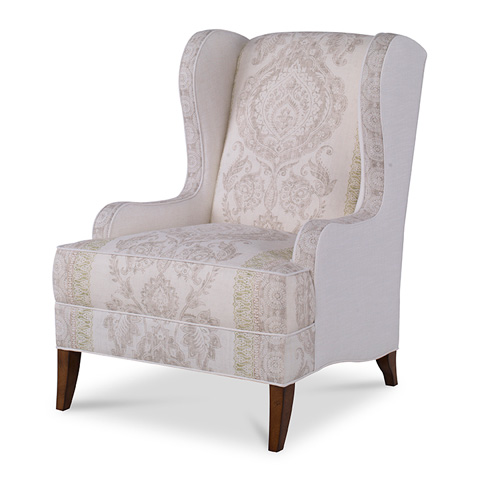 Ambella Home Collection - Big Sky Wing Chair - 269-00