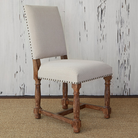 Ambella Home Collection - Voronado Side Chair - 27016-610-002