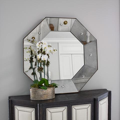 Ambella Home Collection - Octo Mirror - 27054-980-048
