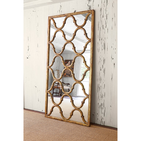 Ambella Home Collection - Fret Mirror - 27061-980-060