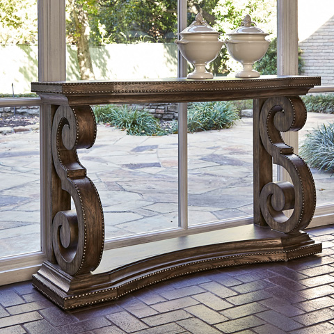 Ambella Home Collection - Clavaron Console Table - 28018-850-001