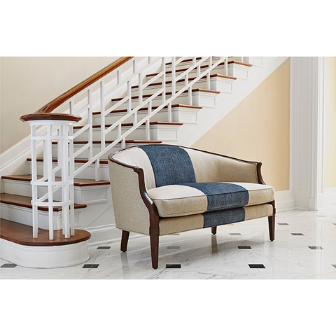 Ambella Home Collection - Regent Loveseat - 580-14-1