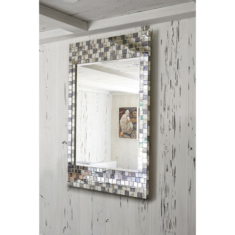 Ambella Home Collection - Mosaic Mirror - 62002-980-058