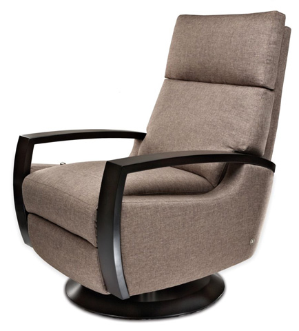 American Leather - Chloe Recliner - CHL-RV3-ST