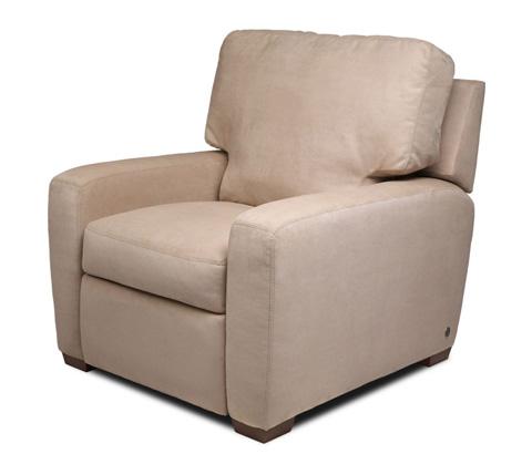 American Leather - Carson Chair - CSN-CHR-ST