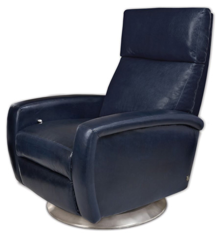 American Leather - Drew Recliner - DRW-RV3-ST