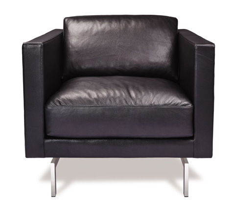 American Leather - Keenan Chair - KEE-CHR-ST