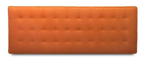 American Leather - Loja Upholstered Headboard - LOJ-FRM-KG